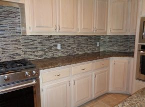 Amazing kitchen designed by kitchen remodel experts at Weber Home Improvement.