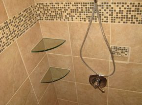 Example Of Shower after Shower Remodel.