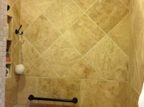 Handicap Accessible Shower By Weber Home Improvement.