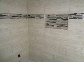 Bahroom Tile by Edmond Bathroom Remodel Expert Weber Home Improvement.